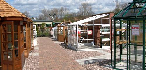 GBC Coleshill display centre