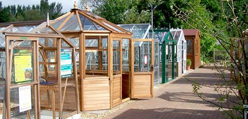 GBC Huntingdon display centre