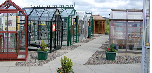 GBC Stirling display centre
