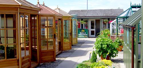 GBC Warrington display centre